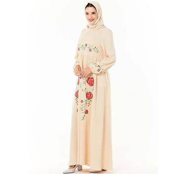 Abaya Dubai Hijab Muslim Arabic Dress Jilbab Kaftan Abayas For Women Turkey Pakistani Caftan Marocain Tesettur Elbise Vestidos