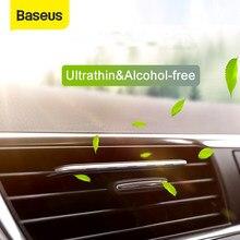 Baseus Auto Lufterfrischer Freshner für Auto Auto Air Vent Parfüm Klimaanlage Clip Diffusor Aromatherapie Solide Parfüm