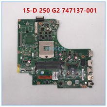 High quality For 15-D 250 G2 Laptop motherboard 747137-001 747137-601 747137-501 100% working well(China)