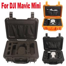 Wodoodporne pudełka na drony kompaktowe etui podróżne twarde etui na Dji Mavic Mini Rc Drone uniwersalny przenośny pakiet Drone cheap BRDRC CN (pochodzenie)