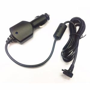 Image 2 - 5v 2A Mini 5 PIN Für Garmin Fahrzeug Power Kabel/Kabel Ladegerät für NÜVI 3450LM 3490LMT 3450 GPS