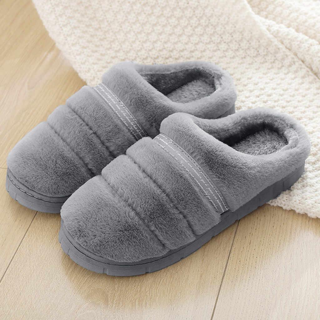 Sapatos masculinos 2020 primavera inverno novo masculino inverno casa arco chinelos de interior casal antiderrapante casual chinelos de inverno quente # n19