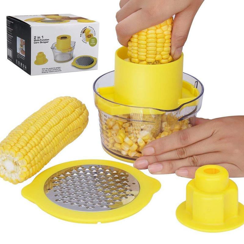 Hd0717092ea1b474982802365b0497a45X - Pelador  de maíz