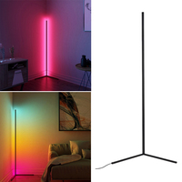 Floor Lamp Modern Remote LED Floor Lamps Standing Lamp Corner Standing Lamp for Home Bedroom