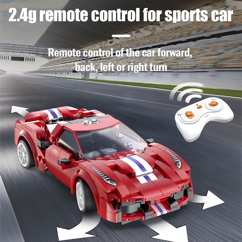 Cada City Remote Control Racing Car