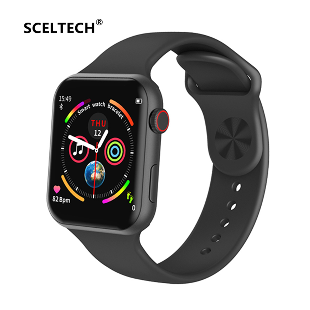 "SCELTECH W34 Smart Watch ECG+PPG Health Tracker 1.54"" Full Touch Support Bluetooth Call Women Smart Band For Apple Phone Android"