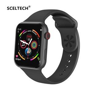 SCELTECH W34 Smart Watch ECG+P