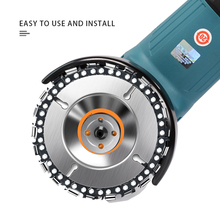 Wood Carving Disc Angle Grinder Wheel Carbide Grinding Cutting Shaping Woodworking Disc Band Saw Blades wheels for grinders