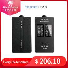 AUNE B1S Hifi Headphone Amplifier Class A Fully Discrete Large Thrust DSD Portable Headphone Amp