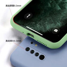 For Xiaomi Redmi 9 9A Case Cover Redmi 8 8A 9C 10X Note 9S 9 Pro Lite Liquid Silicone Soft TPU Bumper Phone Back Case Redmi 9 9A