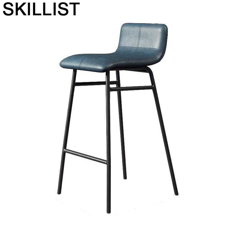 Table Tabouret Comptoir Barstool Stoelen Stuhl Sandalyesi De La Para Barra Cadir Taburete Cadeira Silla Stool Modern Bar Chair