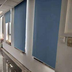 Fabrycznie bezpośrednie rolety zaciemniające rolkowe zasłony biurowe/domowe solidne pełne odcienie grube rolety