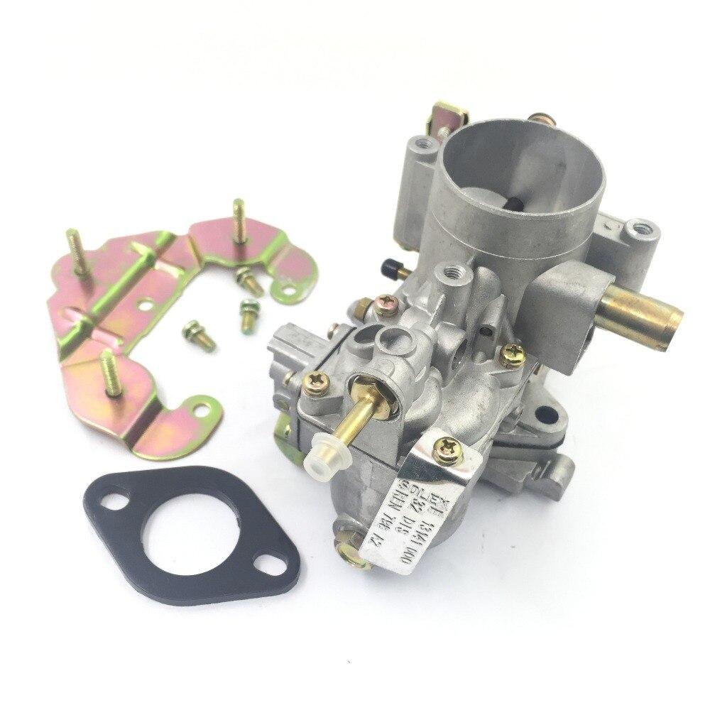SherryBerg carb gaźnik gaźnik vergaser pasuje do RENAULT 11779001 1961-1992 R4 4L 4S i 4GTL SOLEX 32 DIS