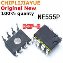 (10-20 шт) 100% новый NE555 NE555P NE555N таймеры DIP-8 оригинальный микросхема Чипсет BGA в наличии