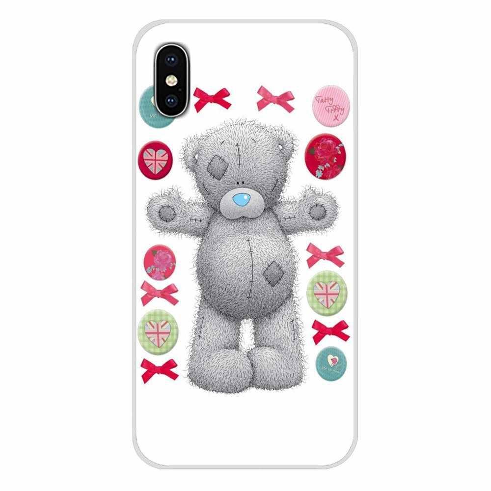 Handy Fällen Abdeckungen Für Huawei Nova 2 3 2i 3i Y6 Y7 Y9 Prime Pro GR3 GR5 2017 2018 2019 Y5II Y6II Tatty Teddy Mir, Sie Tragen