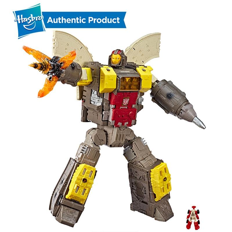 Hasbro transformateurs guerre des générations pour Cybertron Titan WFC-S29 Omega suprême figurine se convertit en Center de commande 2 pieds