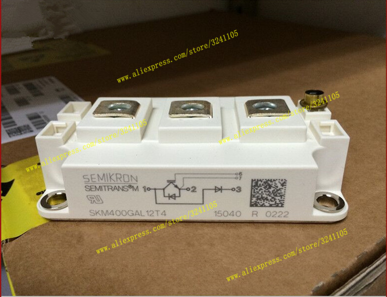 Free Shipping NEW SKM400GAL12T4 MODULE