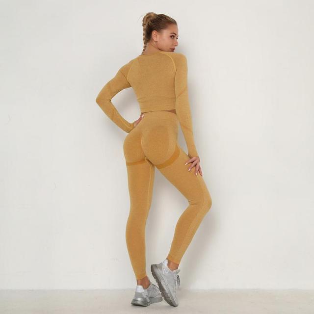 sleek yoga/workout wear 2