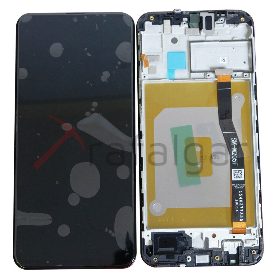 Image 3 - For SAMSUNG GALAXY M20 LCD Display Touch Screen Digitizer  Assembly With Frame M205 M205F/DS M205FN/DS M205G For SAMSUNG M20  LCDMobile Phone LCD Screens