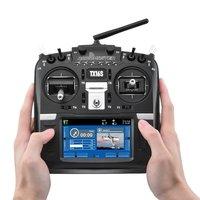 RadioMaster TX16S Edition 2.4G 16CH Hall Sensor Gimbals trasmettitore OpenTX con Controller Radio RC CNC e pelle