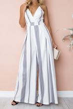 Женские цветочные полосатые мешковатые брюки комбинезоны без