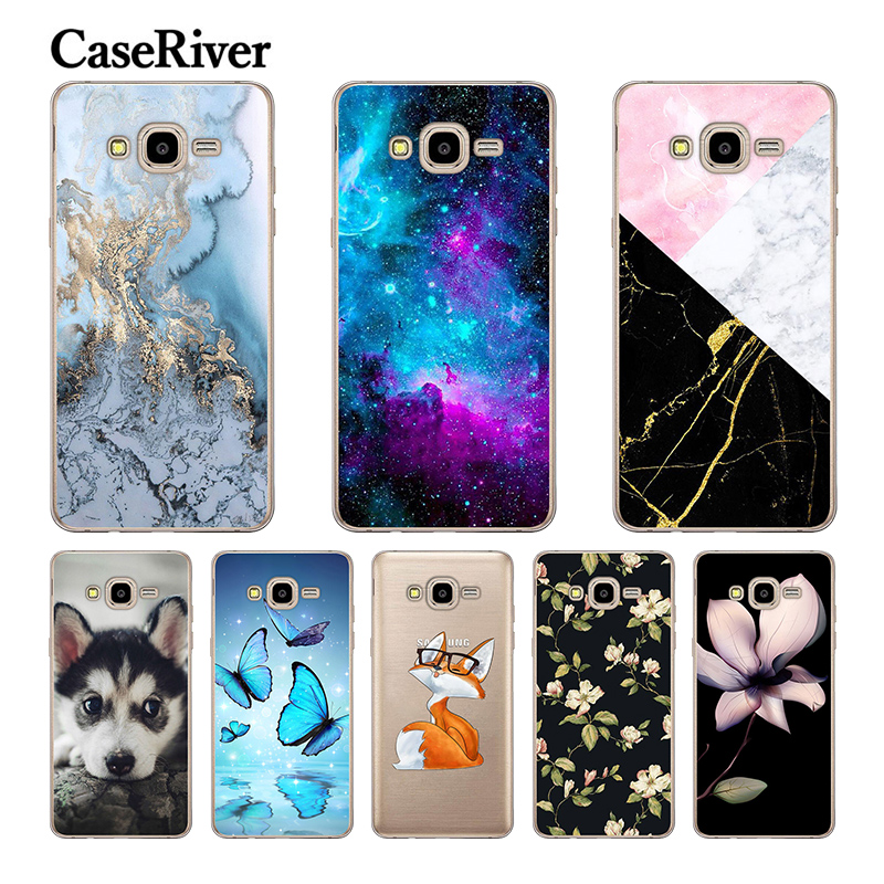 Phone Case FOR Samsung Galaxy J5 2015 Case Back Protective J500 J500F 5.0 FOR Fundas Samsung J5 2015 Case image