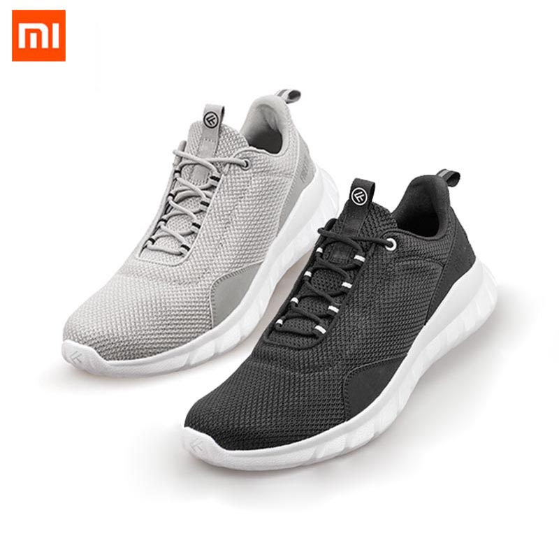 New Xiaomi FREETIE Sports Shoes Lightweight Air Mesh Breathable Refreshing City Running Sneaker For Man