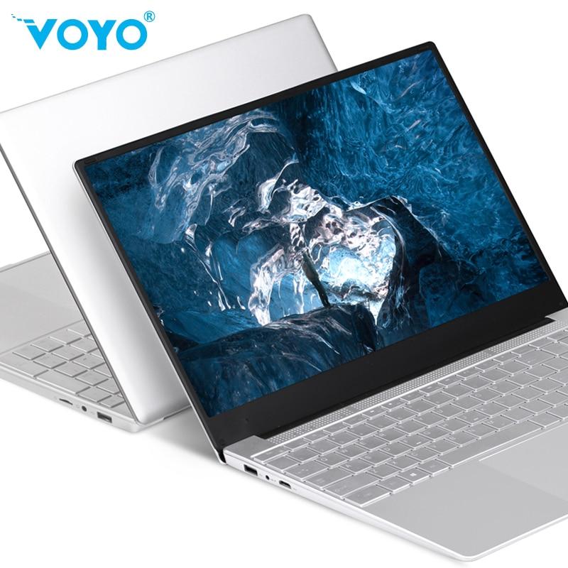 VOYO 15.6 Inch Windows 10 LP1920*1080 VBOOK I7 Youth Laptop Intel Celeron 8GB RAM 128G/256G/512G HDMI Notebook Netbook Compute