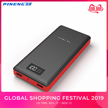 Powerbank External 20000mAh Output