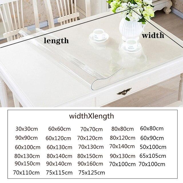 Weich-Glas-Tischdecke-Transparenz-PVC-Tisch-Tuch-Wasserdicht-lbest-ndiges-K-che-esstisch-abdeckung-f-r