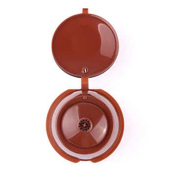 1/3/4/5/10pcs Refillable For Dolce Gusto Coffee Capsule For Dolci Nescafe Machine Reusable Dulce Gusto Coffee Filter image