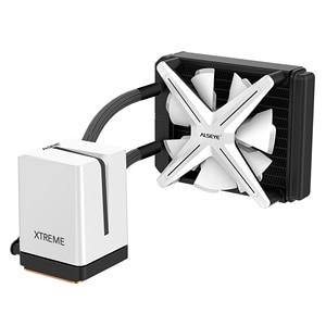 Image 1 - ALSEYE XTREME enfriador de líquidos serie AIO X120, iluminación RGB ajustable para LGA 775/115x/1366/2011/AM2/AM3/AM4