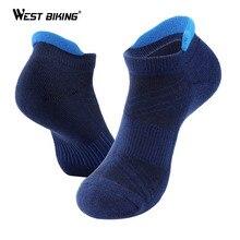 Велосипедные носки мужские и женские высококачественный MTB дорожный велосипедные носки быстросохнущие дышащие велосипедные уличные футбольные спортивные носки для бега