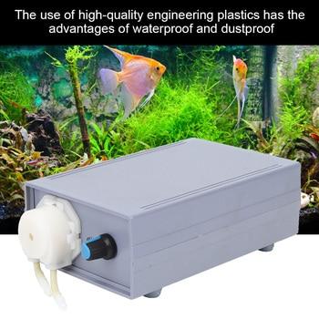 Peristaltic Liquid Pump Waterproof Adjustable Flowing for Laboratory US Plug AC100-240V Water Pump peristaltic liquid pump large flowing adjustable with stepper motor us plug 100 240vac vacuum pump