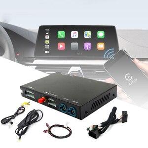 Автомобильный Беспроводной для Carplay активатор Android Интерфейс авто для BMW НБТ F10 F20 F30 X1 X3 X4 X5 X6 F48 F25 F26 F15 F56 мини серии