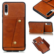 A21 A51 A71 A81 A91 A10 A20 A40 A50 M10 M20 M30 A50S Wallet Case Leather Card Holders Case Cover for Samsung S20 S10 plus(China)