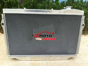 Image 5 - BRAND NEW 56mm 3row Aluminum Radiator FOR Toyota Landcruiser HDJ80 HZJ80 Land cruiser HDJ/HZJ 80 Series 4.2L MT1990 1998