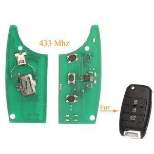 Image 1 - Circuito chiave a distanza dellautomobile di Kutery 3 pulsanti per Kia K4 Sorento Sportage Fob 433MHZ senza Chip