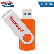 Джей-бокс 16 ГБ USB 3.0 флэш-накопитель металлический складной флэш-накопители памяти палки ручка для компьютера, планшета, компьютера Mac USB 3.0 Флэш-ручка оранжевый