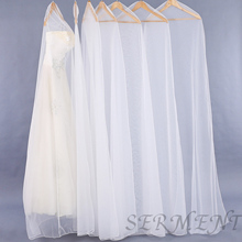 Wedding Transparent Dust Bag Ultra-thin Ultra-light Dustproof 1.6M Floor Practical Accessories