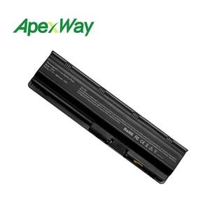 Image 4 - 6600 mAh 11.1V New Laptop Battery For hp pavilion CQ72 CQ57 CQ62 CQ43 300 For HP Pavilion G4 g6 G7 G32 593553 001 G56 G62 MU06
