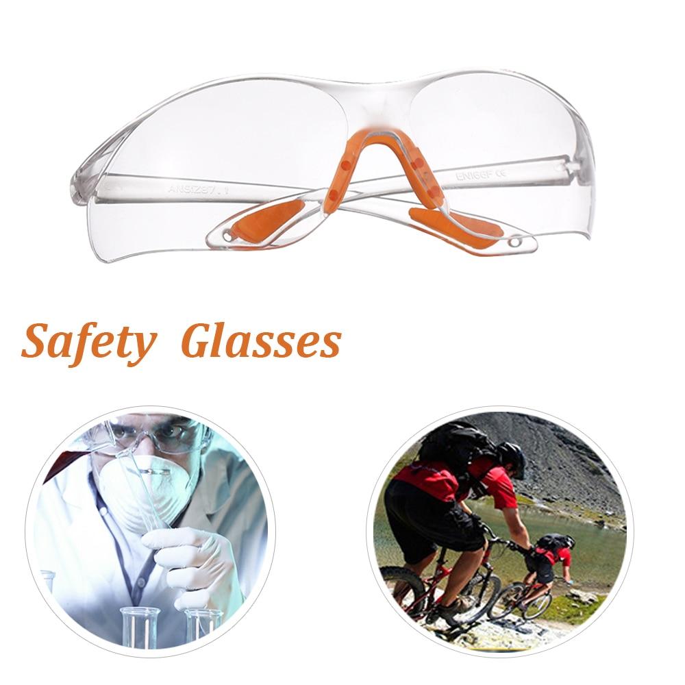 Göz koruması motosiklet anti-şok gözlük sürme gözlük rüzgar geçirmez Anti sıçrama tükürük gözlük aksesuarları