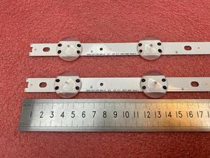 Image 4 - 2 sztuk/zestaw listwa oświetleniowa LED dla LG 43LJ622V 43UJ675V 43UJ655V 43UJ670V 43UJ651V 43LV340C 43LJ610V V17 43 ART3 43uj6525 43uj6565