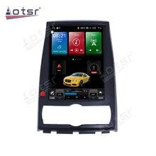 Dla Hyundai Rohens Genesis Coupe 2008 - 2013 styl Tesla ekran Android Radio samochodowe multimedialny odtwarzacz wideo PX6 Carplay
