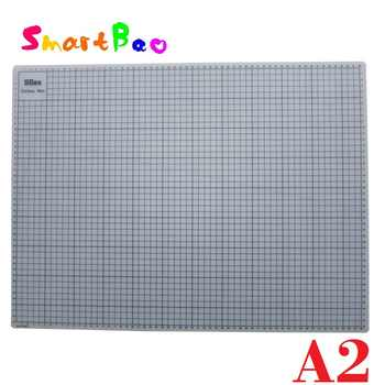 A2 Translucent Cutting Mat With Grid Lines Gridded Cutting Mat Esteira de Corte 60x45cm - DISCOUNT ITEM  12 OFF Education & Office Supplies