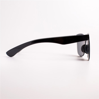 2020 Fashion One-piece Cat Eye Sunglasses Women/Men Gradient Lens Retro Mirror Rimless Sun Glasses Vintage Travel Eyewear Oculos 6