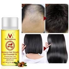 Мощная эссенция для роста волос против выпадения эфирное масло для лечения кожи головы