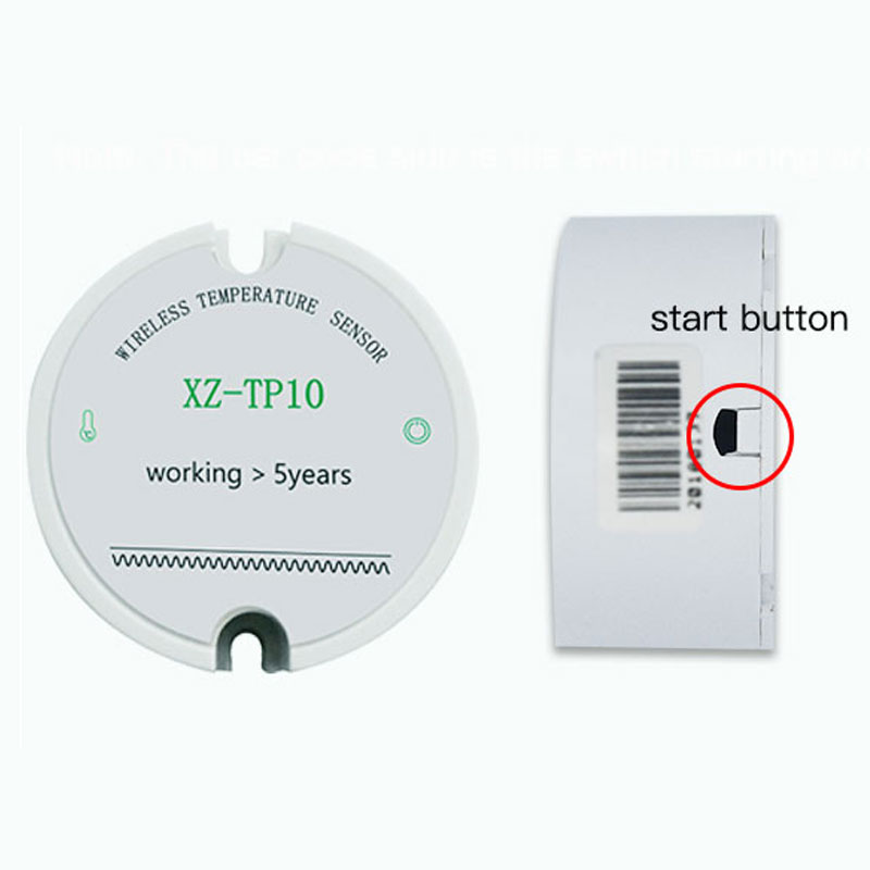 Image 3 - temperature monitoring data logger 433mhz wireless temperature sensor 868/915mhz wireless temperature detector transmitter-in Communications Parts from Cellphones & Telecommunications