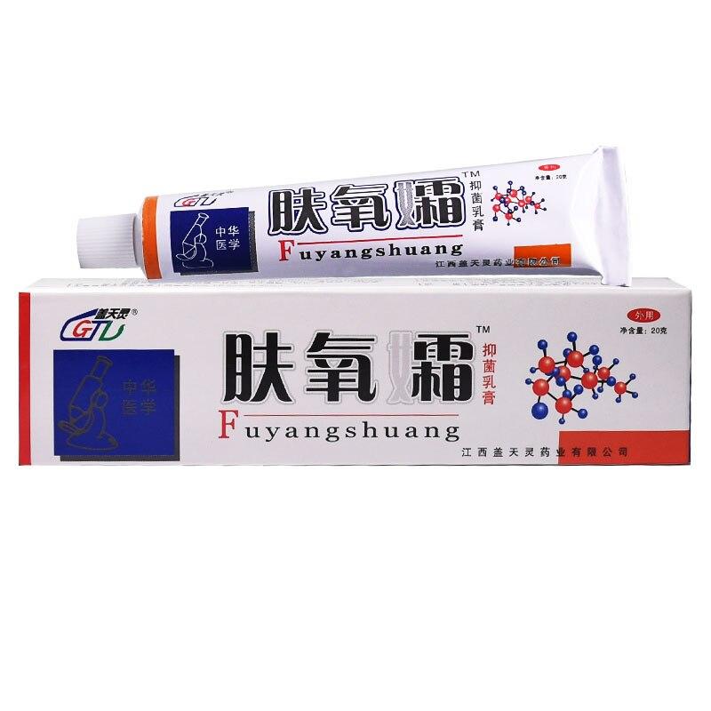 Купить gaitianling крем против зуда для кожи антибактериальный травяной