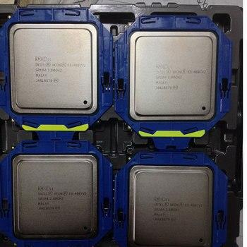 Pulled Xeon E5-4607 V2 Server cpu 2.6G 15M 6Core 12 Thread LGA2011 Processor